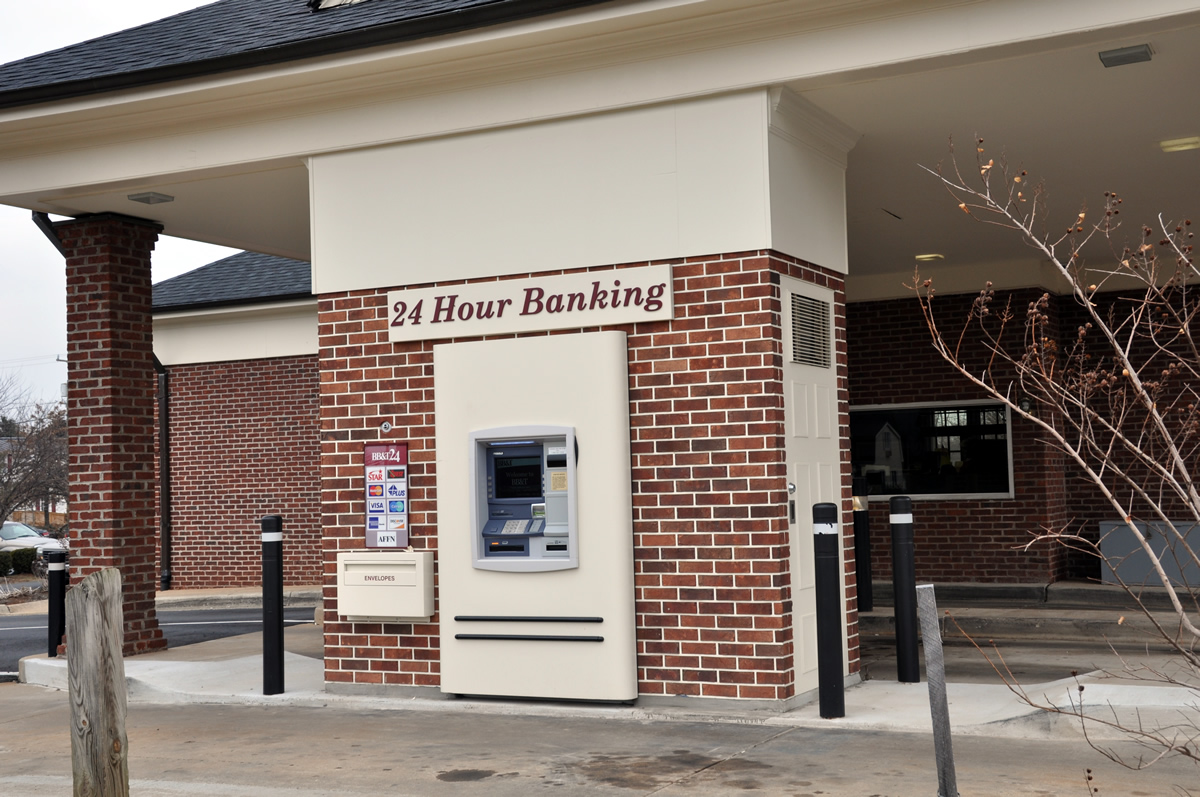Drive-Thur ATM at BB&T in Haymarket, VA