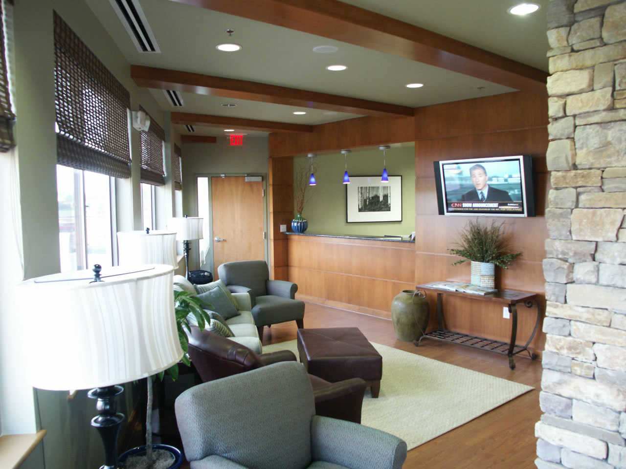 Ashbrook Center for Dentistry - Waiting Room