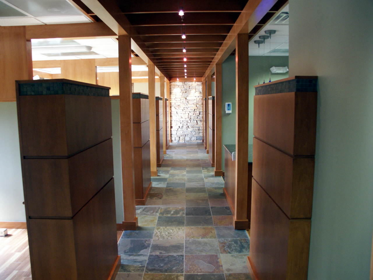 Ashbrook Center for Dentistry - Passageway